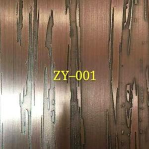 Stainless Steel Sheet Texture
